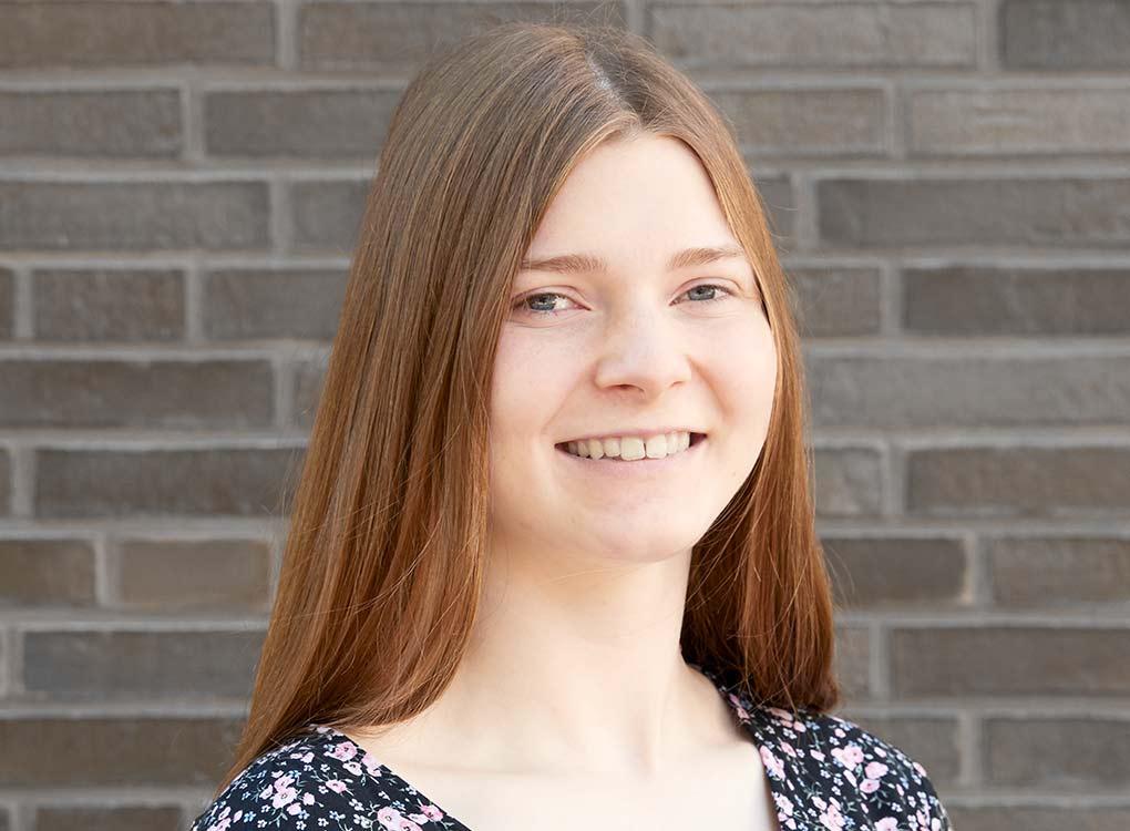 Alicia Marie Voß | Auszubildende zur Steuerfachangestellen