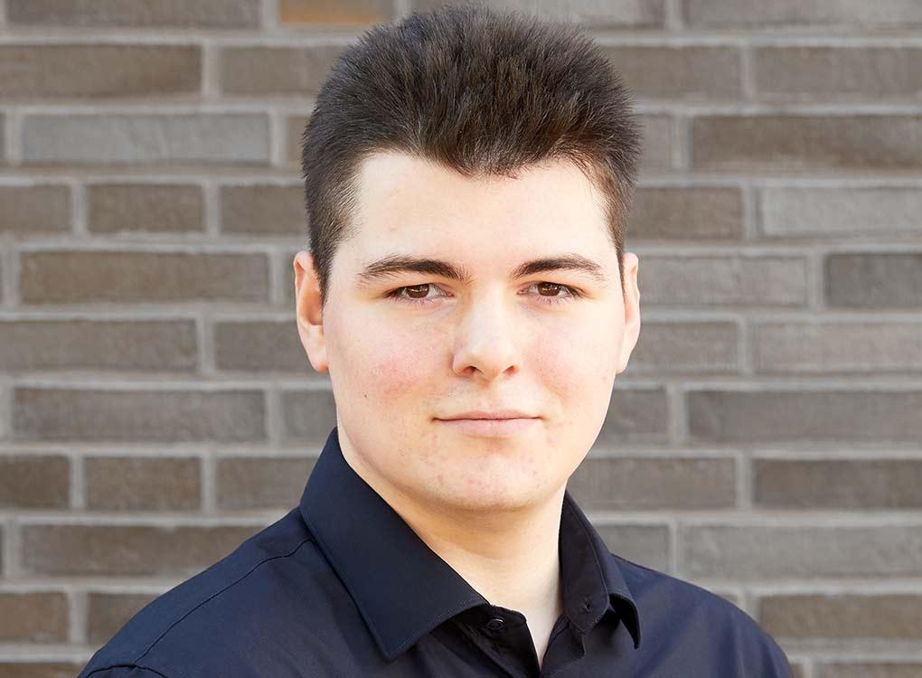 Michael Marotzki | Auszubildender zum Steuerfachangestellen