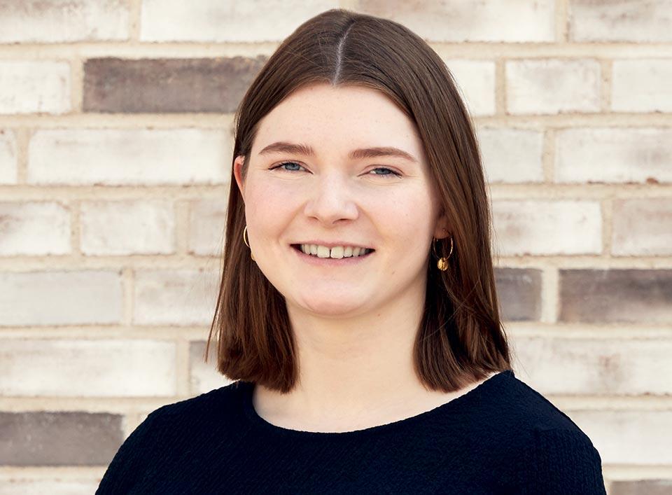 Alicia Marie Voß | Auszubildende zur Steuerfachangestellten